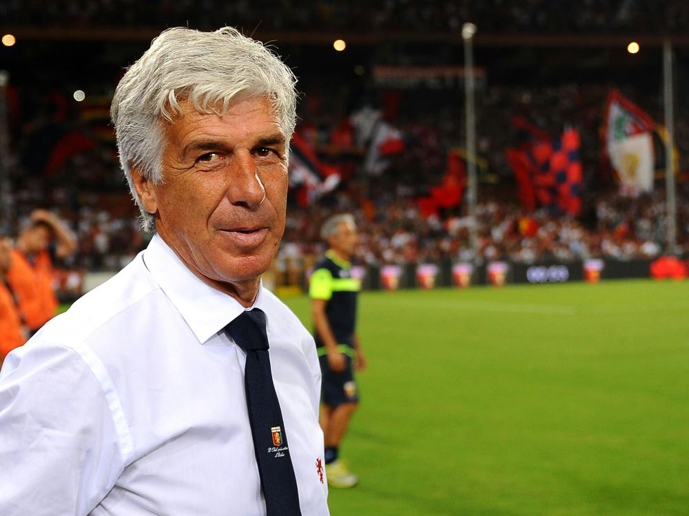Gian Piero Gasperini übernimmt in Bergamo