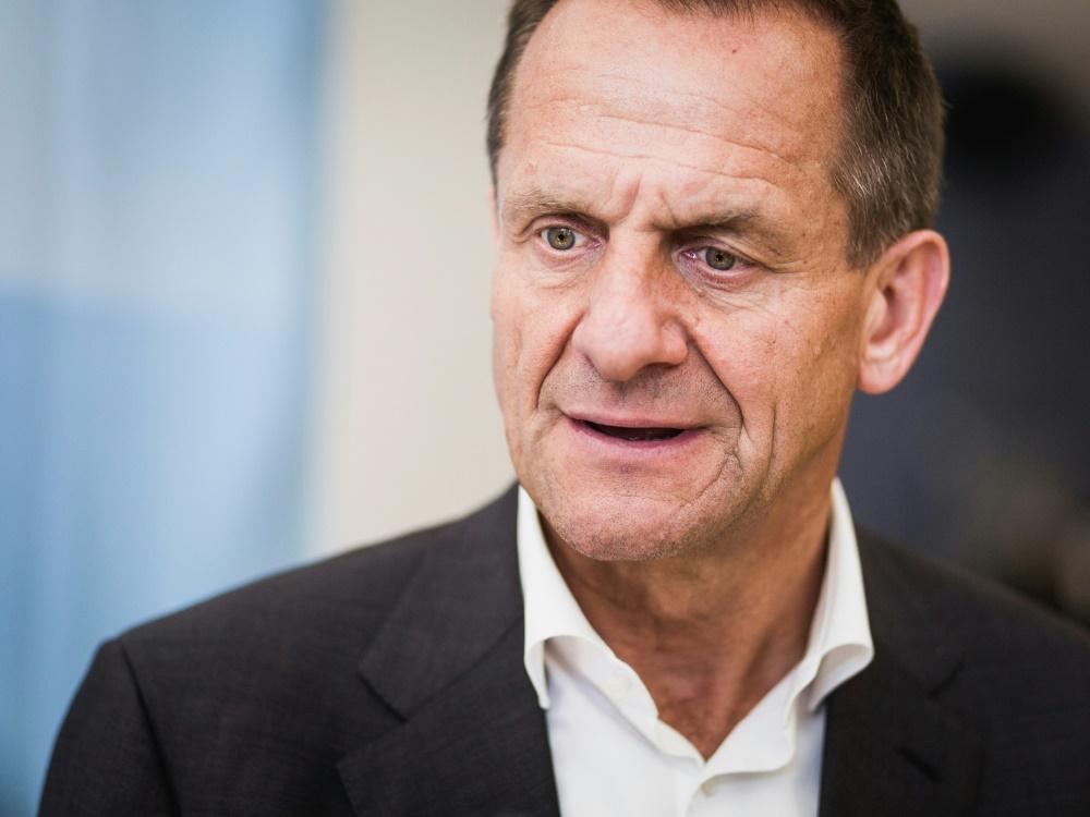 Alfons Hörmann für Para-Schwimm-WM in Deutschland