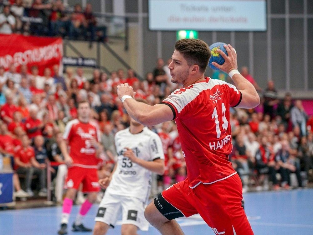 Knöchelverletzung: Hinrunde für Max Haider beendet