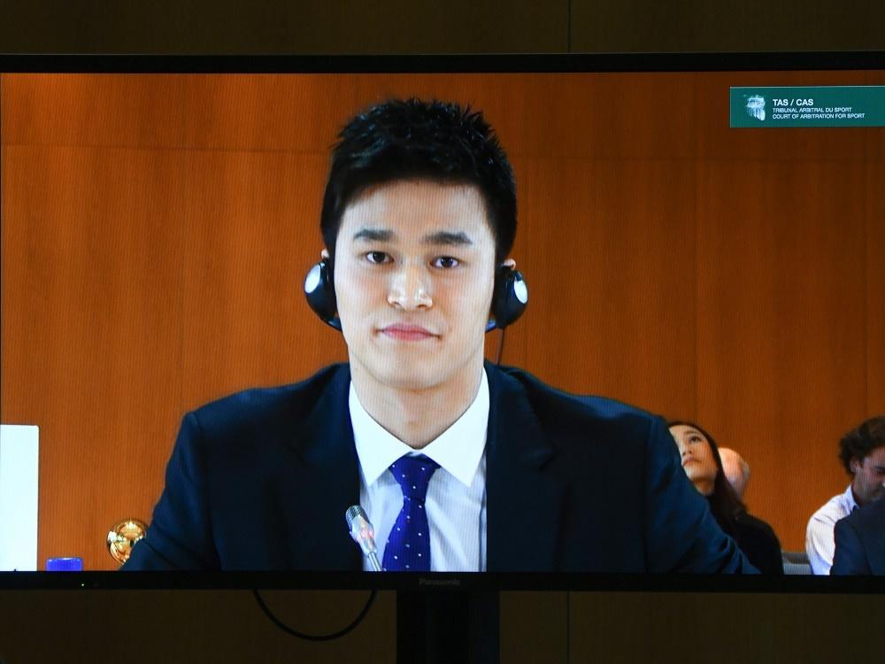 Urteil gegen Sun Yang aufgehoben