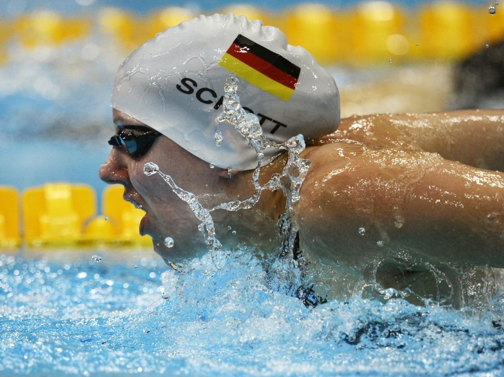 Schott hofft auf ihre zweite Medaille