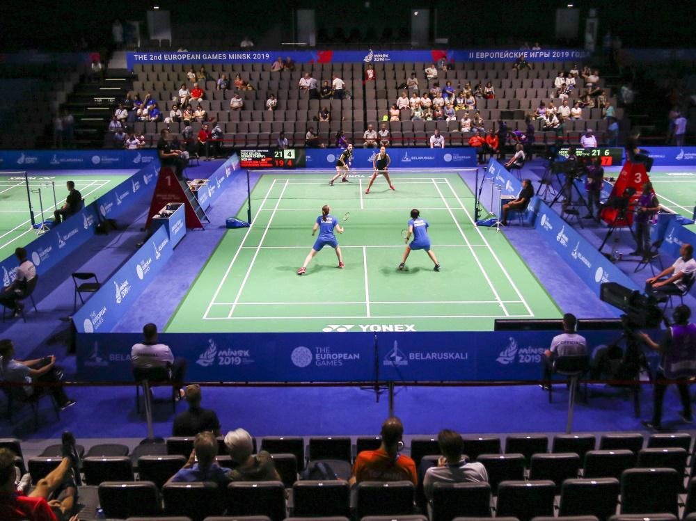 Die German Open wurden abgesagt