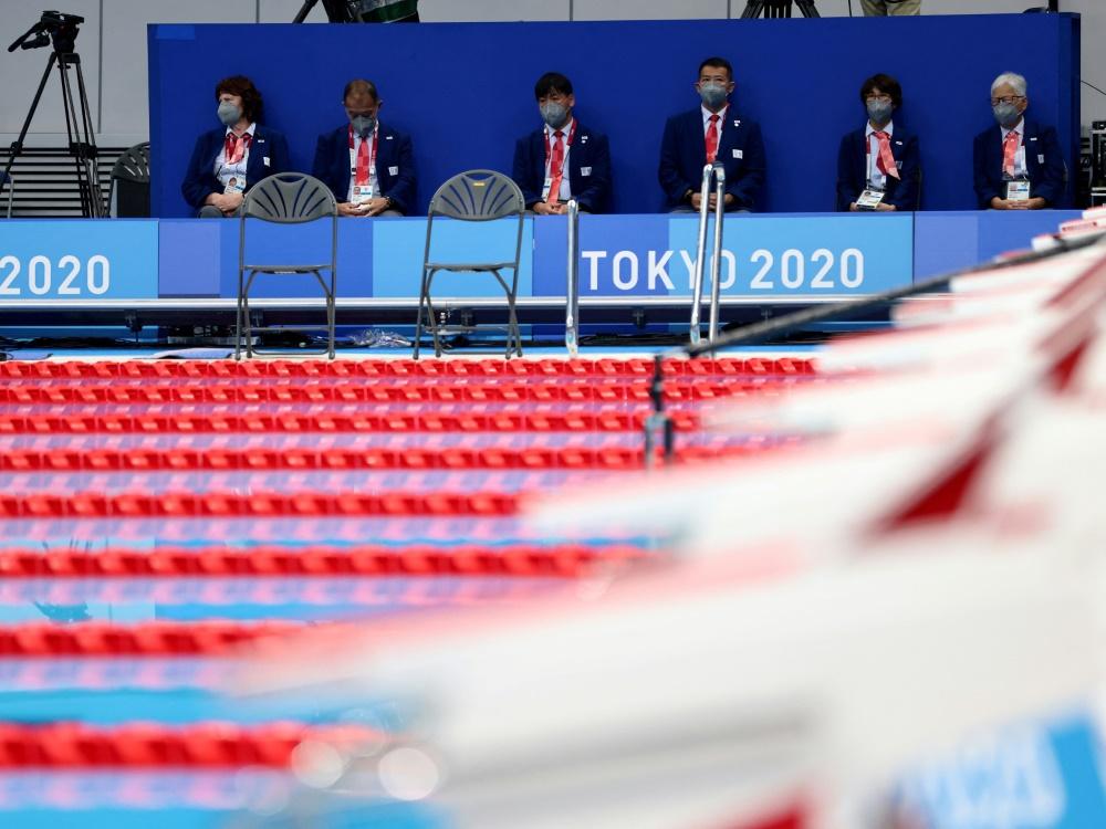 Böttcher kam im Aquatics Centre nicht ins Finale