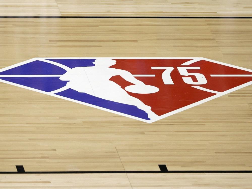 Die NBA geht in ihre 75. Saison