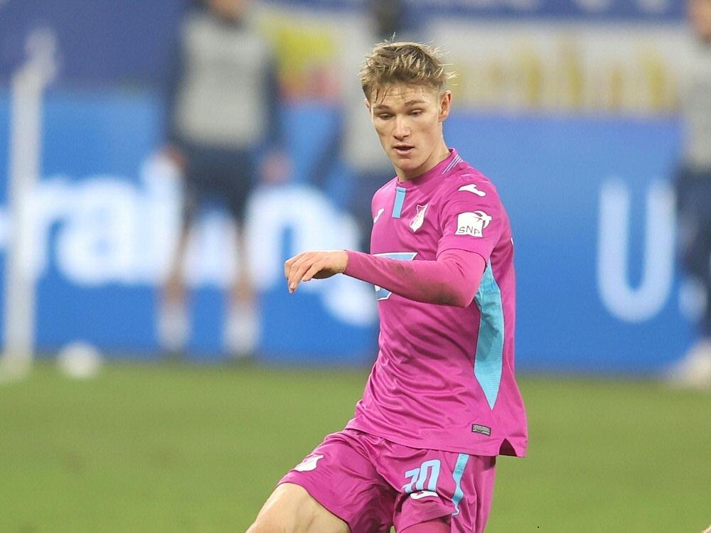 Hoffenheim bindet Marco John bis 2024 an den Verein