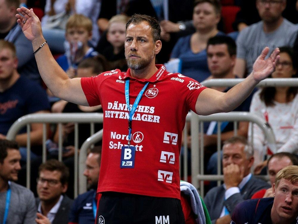Coach Machulla siegte mit Flensburg gegen Erlangen
