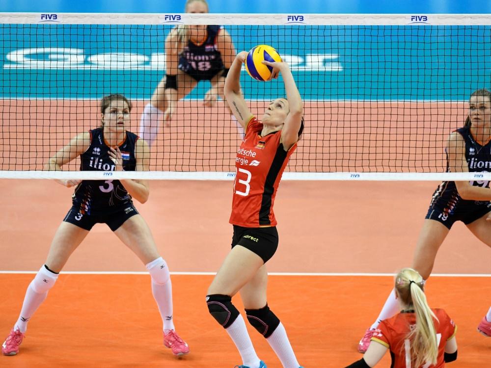 DDV-Damen bleiben ohne Heimsieg in der Nations League