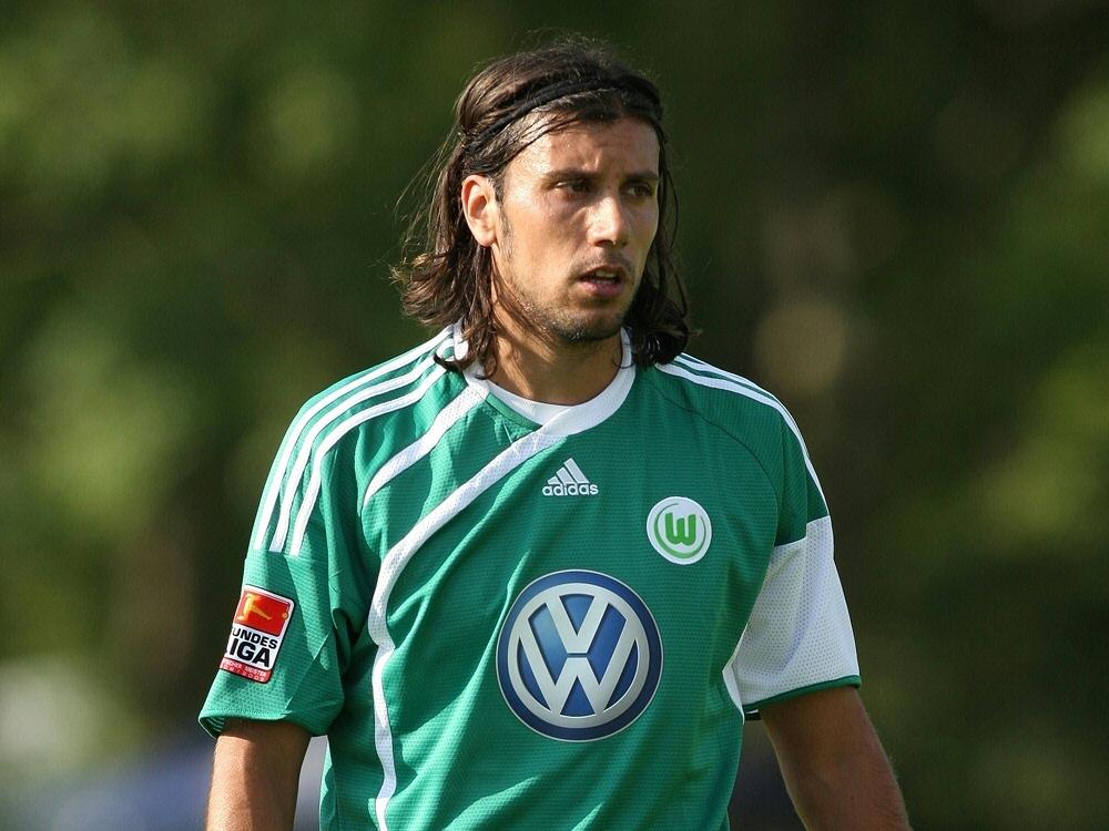 Zaccardo spielte ein Jahr beim VFL WOlfsburg