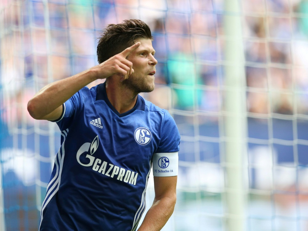 Schalke 04 holt Stürmer Klaas-Jan Huntelaar zurück