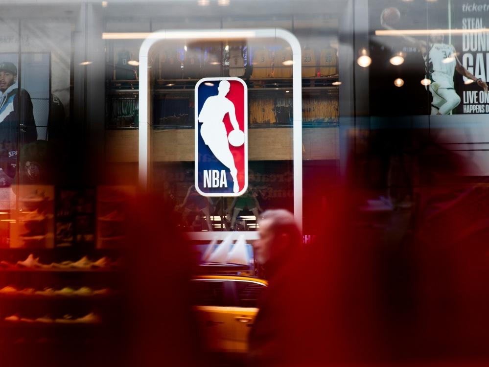 NBA: 16 Spieler positiv auf das Coronavirus getestet