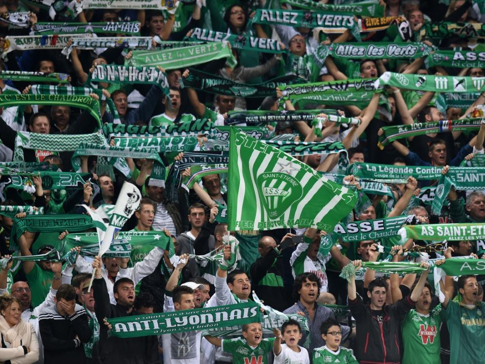 Die Fans von St. Etienne wollen das Finale boykottieren