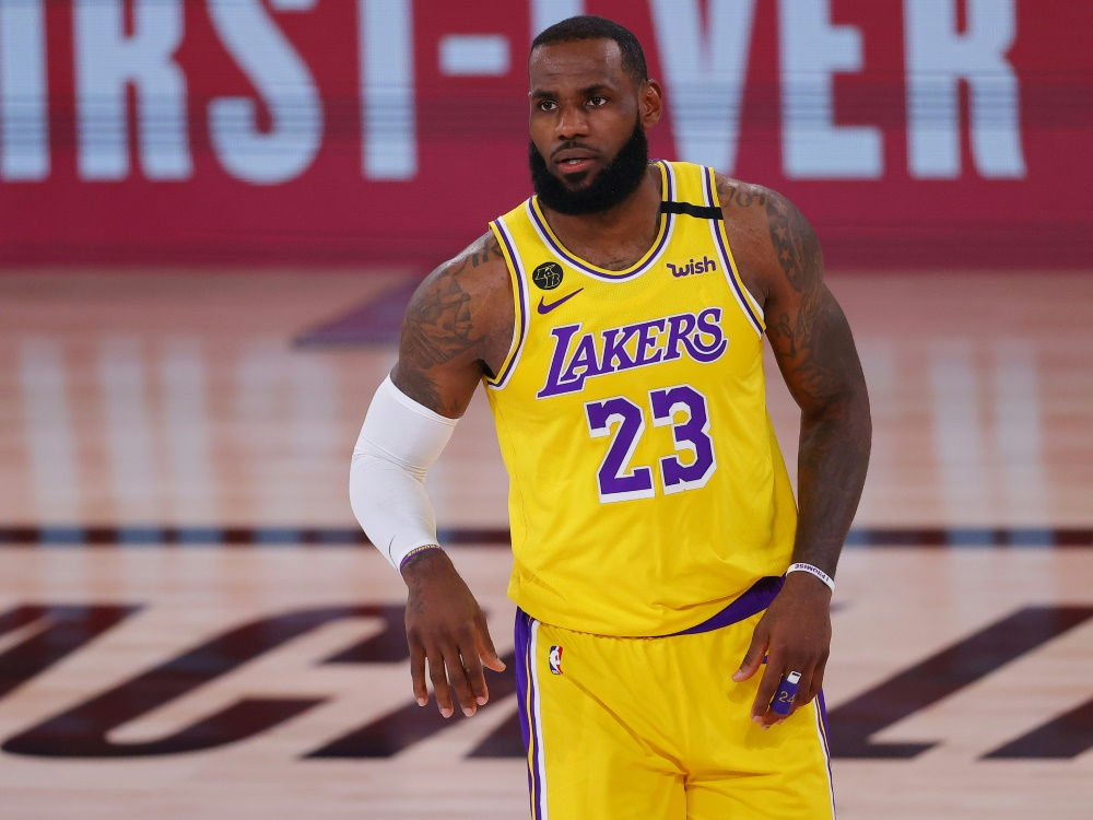 """""""Angepisst"""" aber gegen Denver siegreich: LeBron James"""