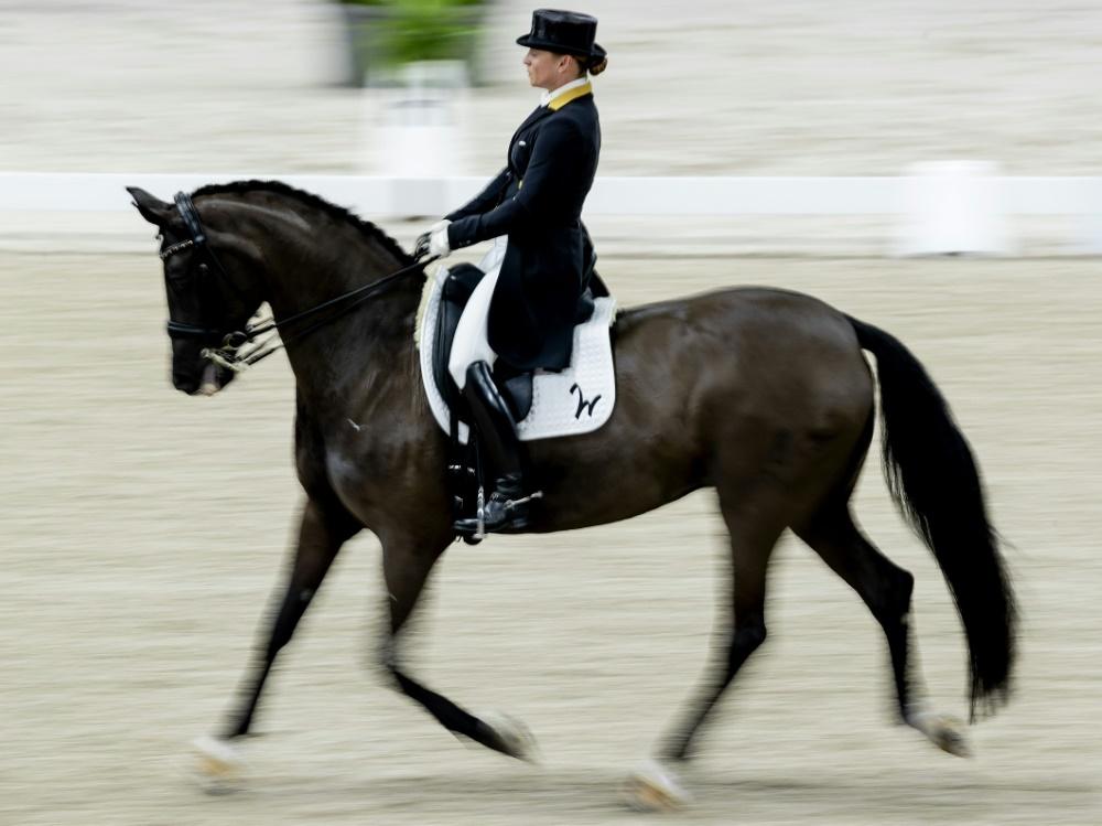 Isabell Werth gewinnt mit Weihegold den Grand Prix