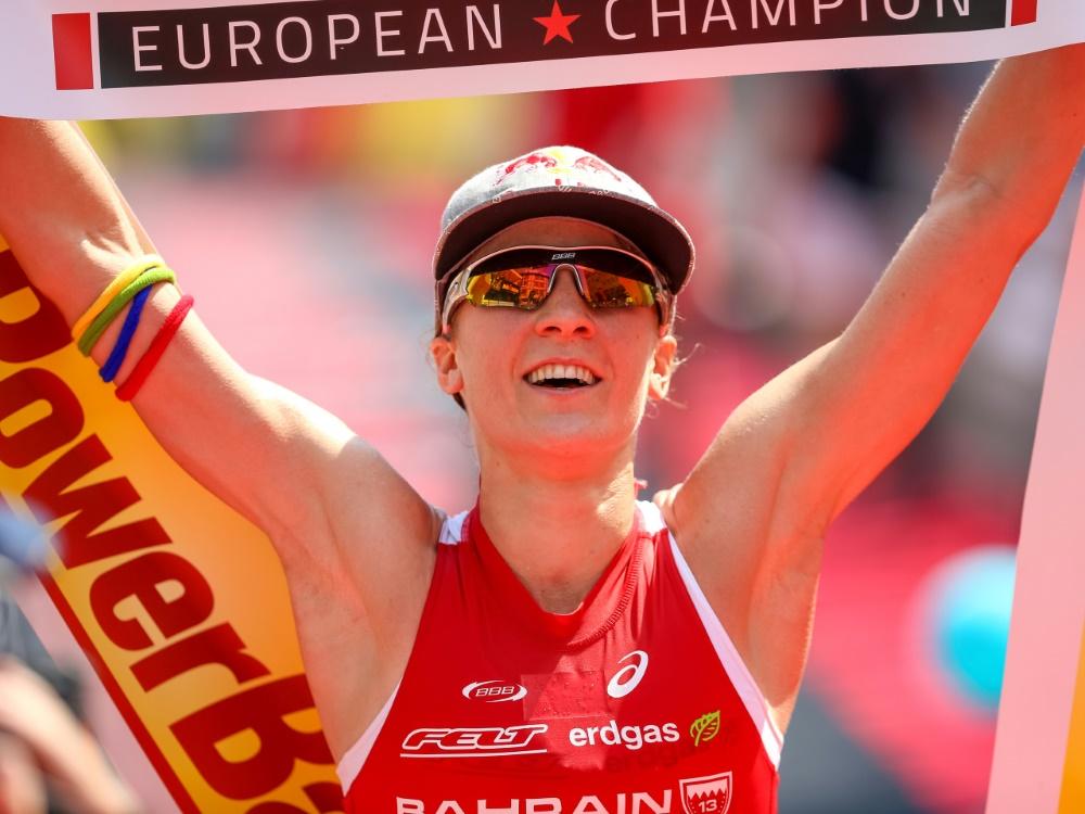 Ironman-Halbdistanz: Ryf mit fünftem Weltmeistertitel