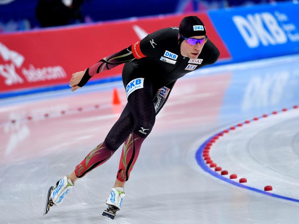 Hatte bei den Olympischen Winterspielen Spitzenplatzierungen verpasst: Moritz Geisreiter