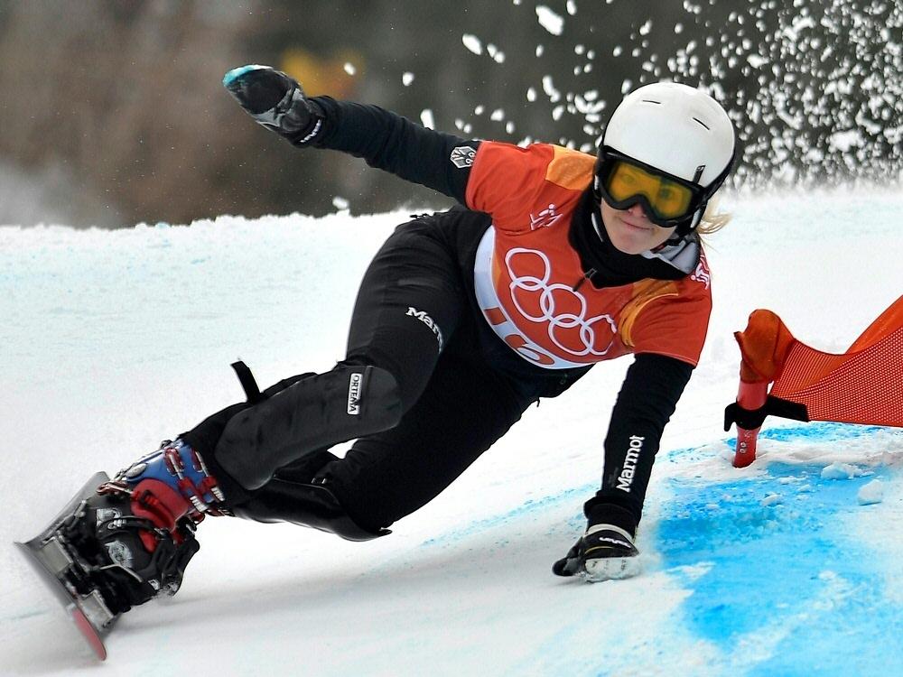 Selina Jörg feiert zweiten Erfolg im Weltcup