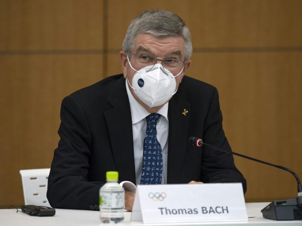 Thomas Bach hält weiter an Plan für Olympia fest