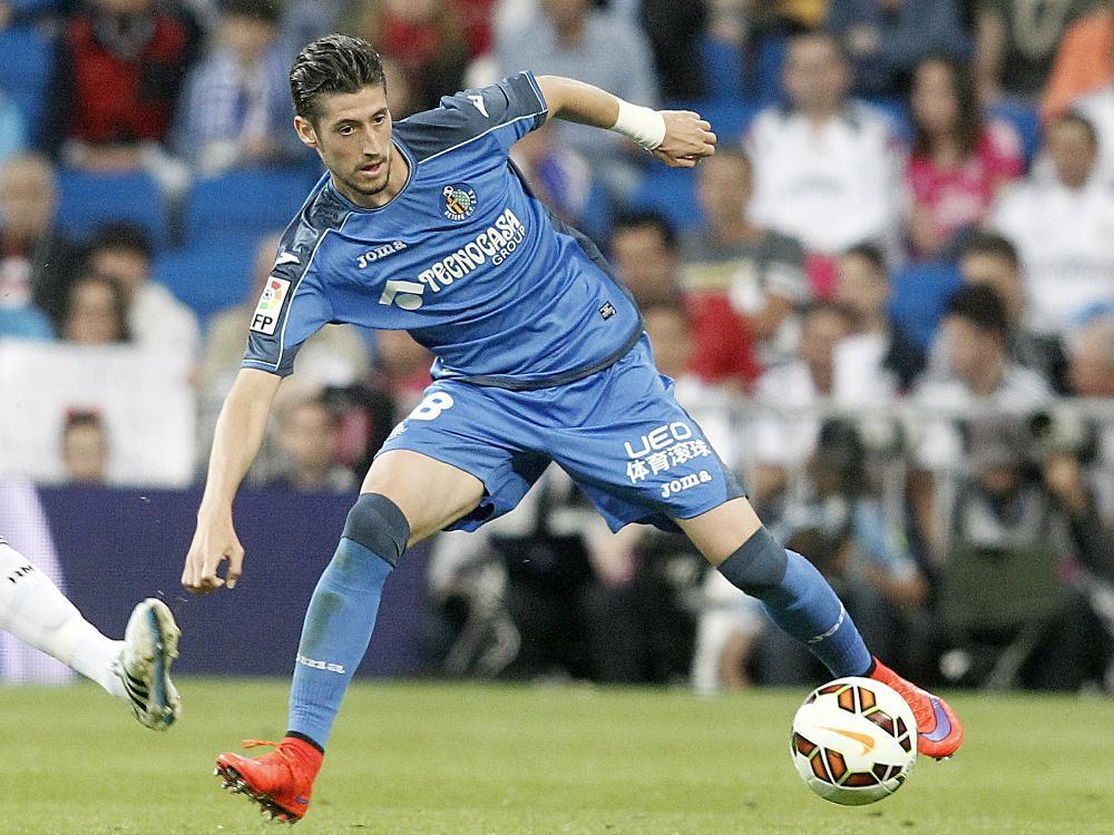 Der frühere Schalker Escudero wechselt von Getafe zu Sevilla