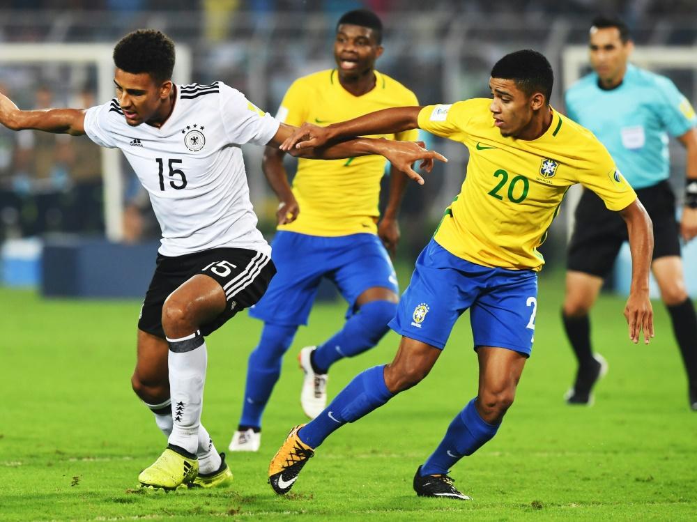 Brasilien bezwang Deutschland im Viertelfinale