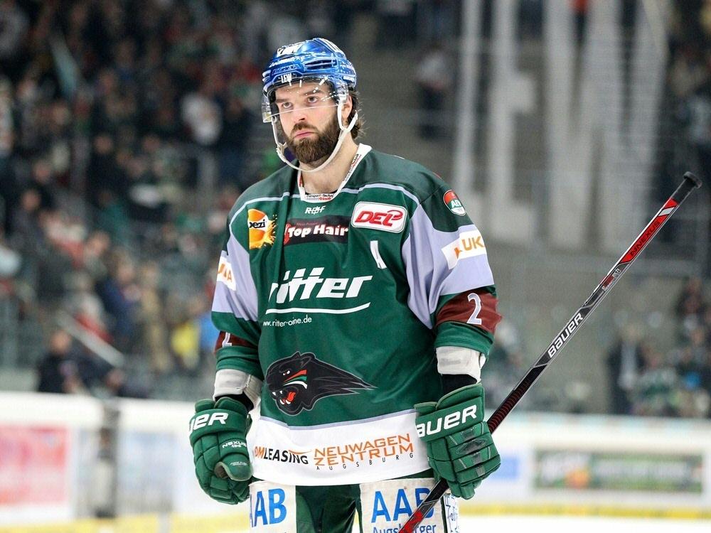 Verteidiger Brady Lamb bleibt in Augsburg