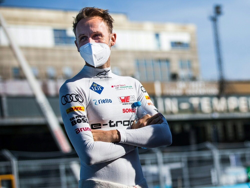 Formel E: René Rast wird beim Saisonauftakt Vierter