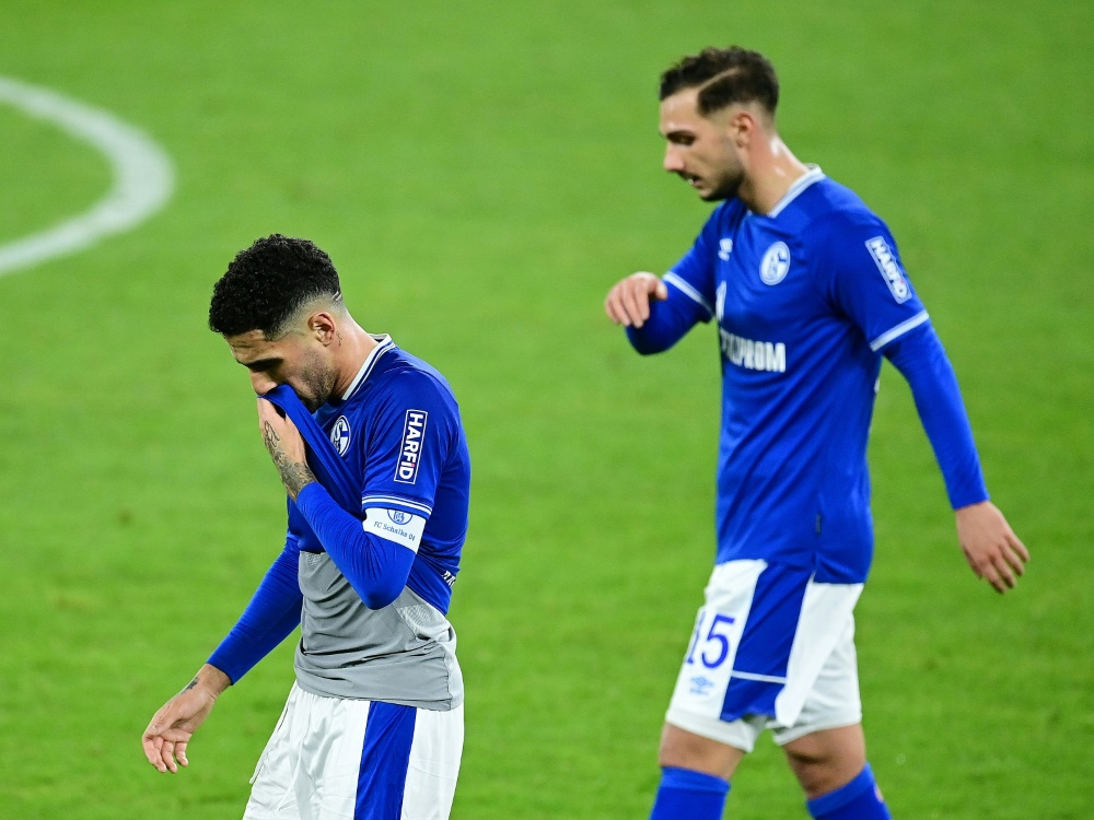 Der FC Schalke 04 jagt den Tasmania-Negativrekord in der Bundesliga