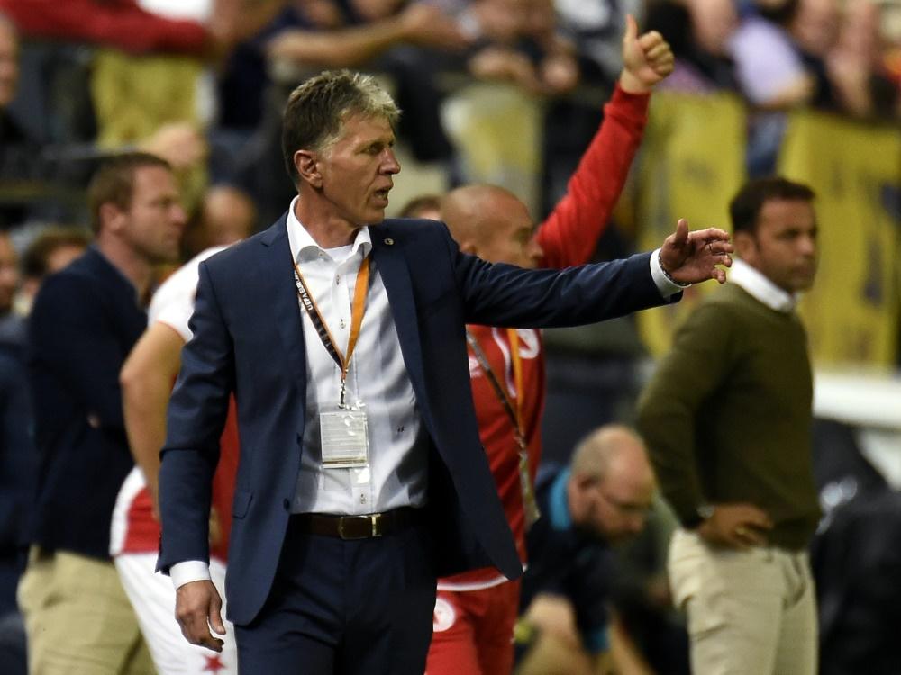 2:1-Sieg für Jaroslav Silhavy und Tschechien