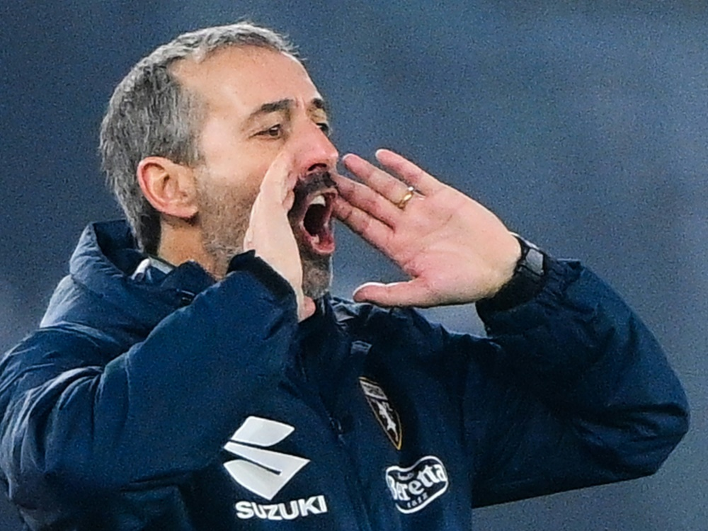Der FC Turin trennt sich von Marco Giampaolo