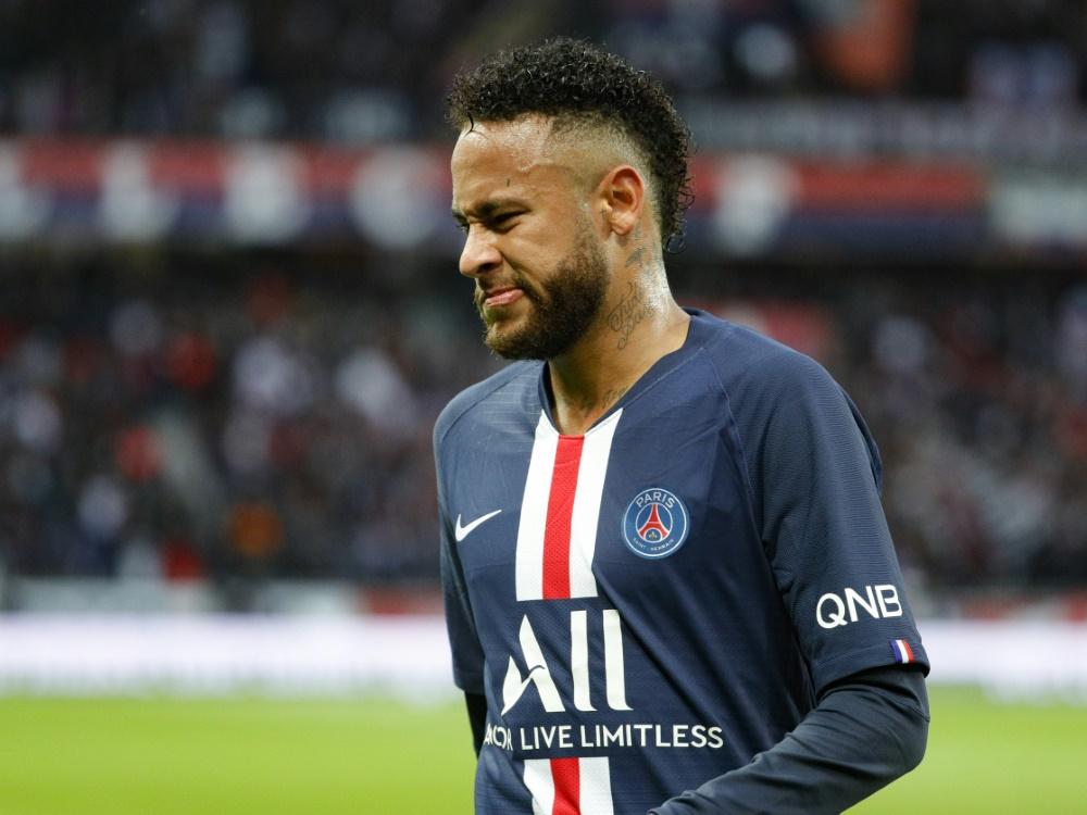Nach Schlag gegen Fan: Neymar wird verwarnt
