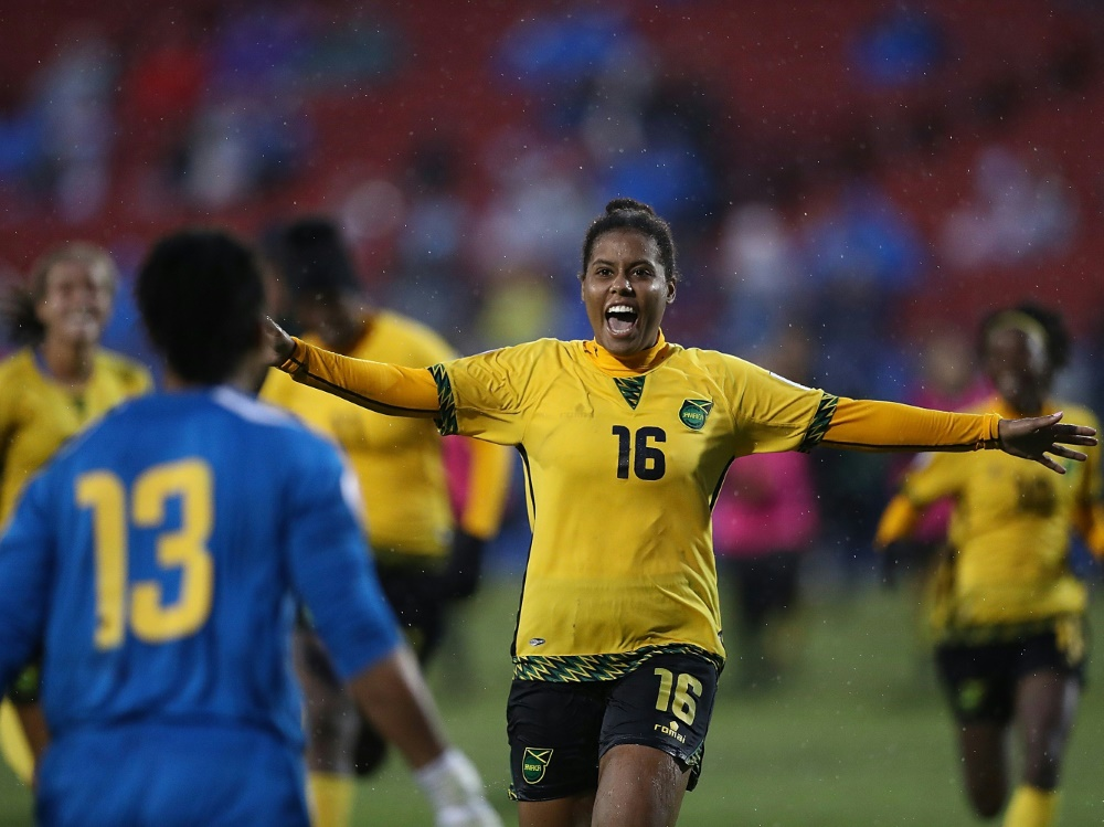Jamaika jubelt über die erstmalige WM-Qualifikation