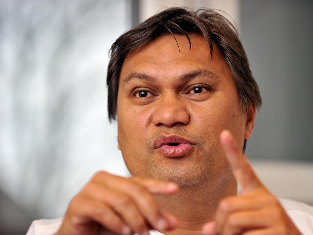 Reynald Temarii erhält Sperre von FIFA