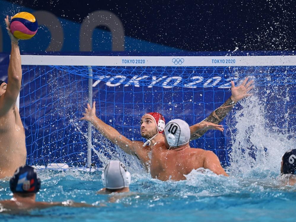 Serbiens Wasserballer gewinnen letzte Goldmedaille