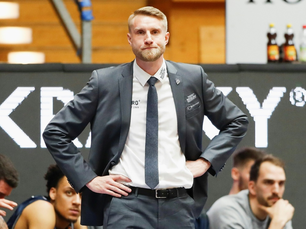 Tuomas Iisalo trainiert künftig die Telekom Baskets Bonn