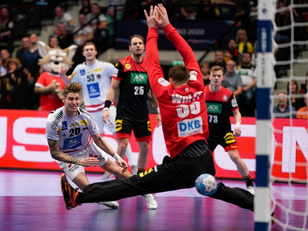Tabelle Handball Olympia