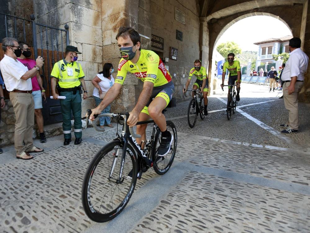 Corona: Zahlreiche Einschränkungen für Vuelta-Fans