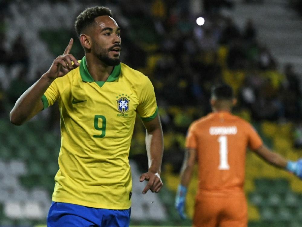 Cunha wurde für die Qualifikationsspiele nachnominiert