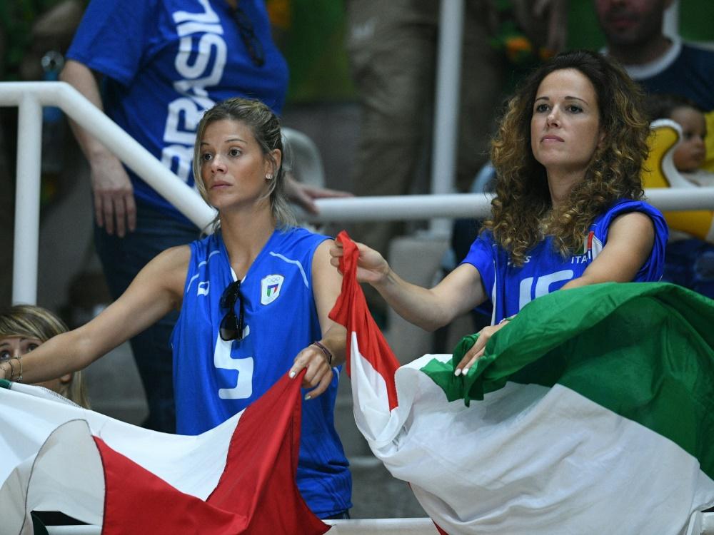 Bei EM-Spielen in Rom könnten Fans zugelassen werden