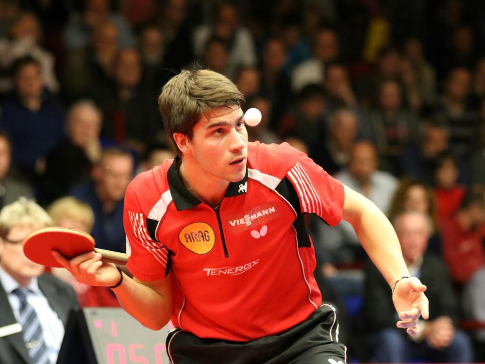 Patrick Franziska scheiterte im Halbfinale an Xu Xin