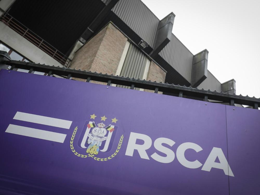 Auch im Zentrum der Ermittlungen: RSC Anderlecht