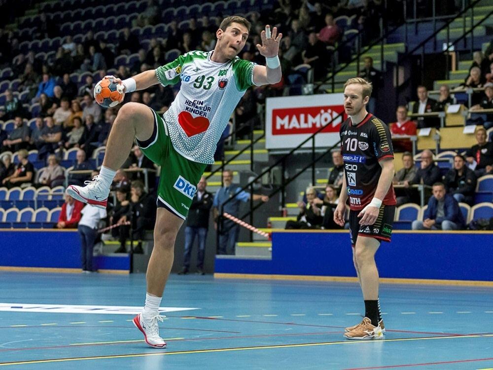 Mijajlo Marsenic erzielte drei Tore beim Sieg der Füchse