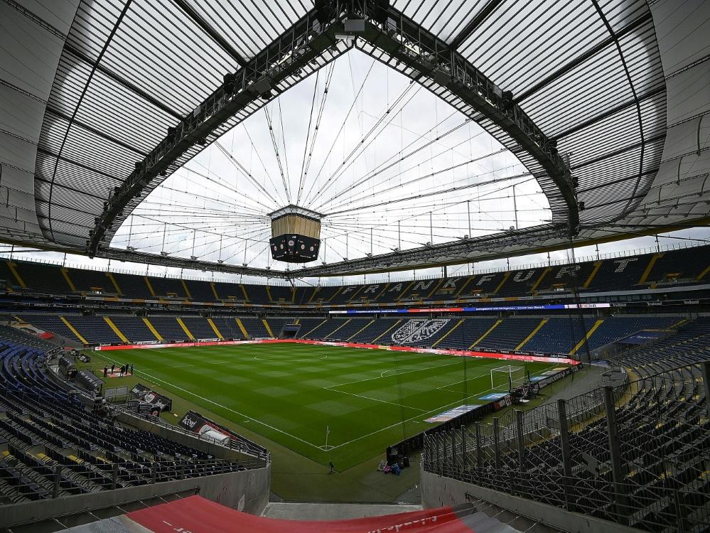 """Die Eintracht bleibt Hauptmieter des """"Waldstadions"""""""