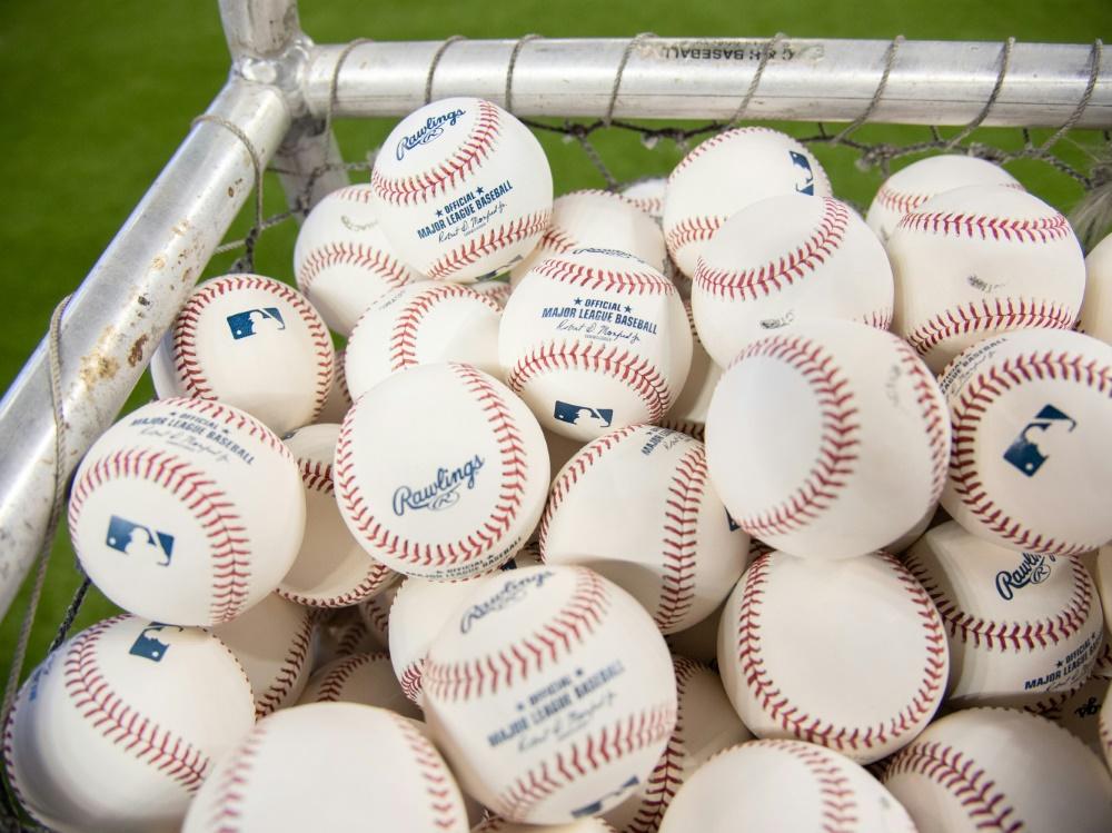 Erneute Spielverlegungen in der MLB