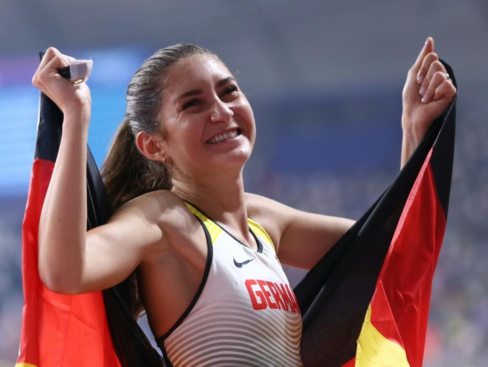 Gesa Krause zur Sportlerin des Monats Septembers gewählt