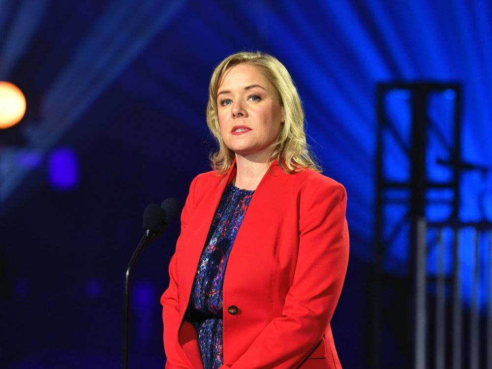Sarah Hirshland ist seit August 2018 Chefin des USOPC