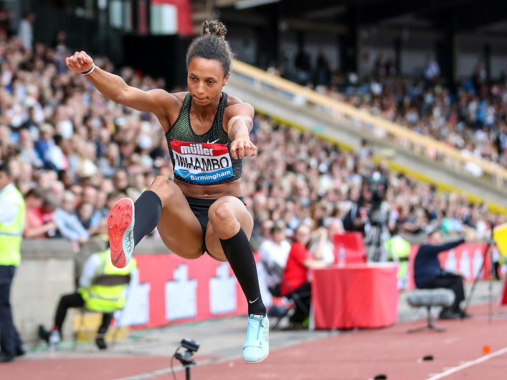 Trotz Olympia-Verschiebung motiviert: Malaika Mihambo
