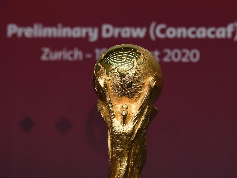CONCACAF gibt Qualifikations-Modus für WM 2022 bekannt