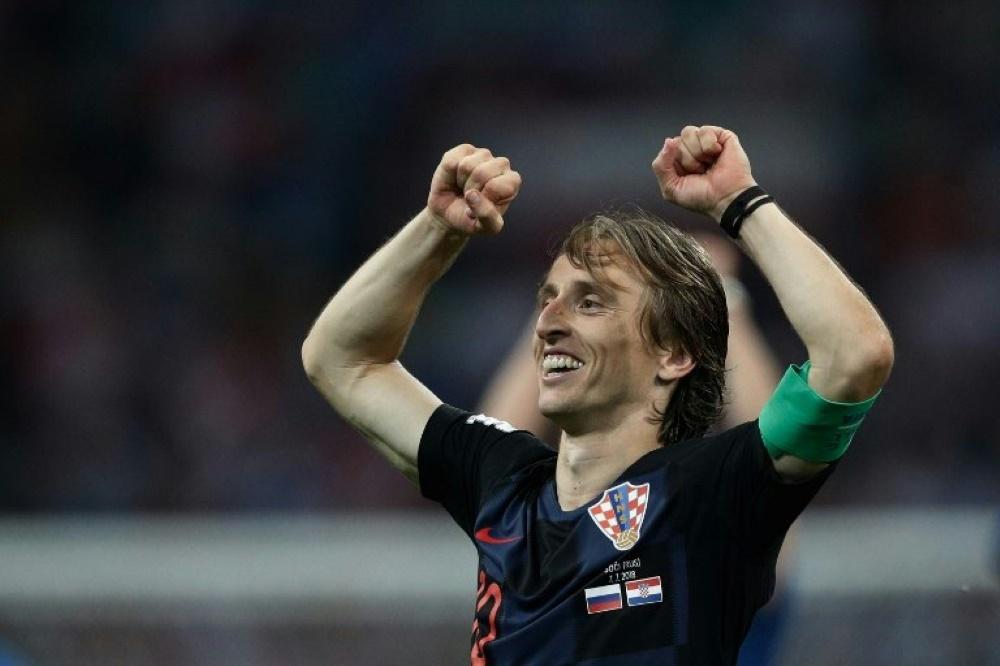 Luka Modric ist Sportler des Jahres in Kroatien