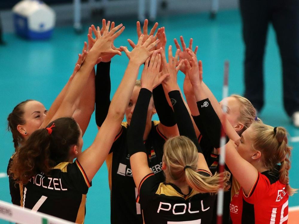 Deutschland holt gegen Südkorea dritten Sieg