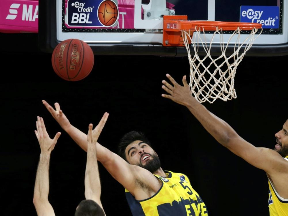 BBL: Erfolg für Bundesligist EWE Baskets Oldenburg