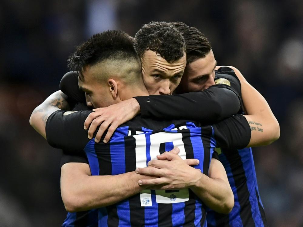 Inter darf weiter von CL-Teilnahme träumen